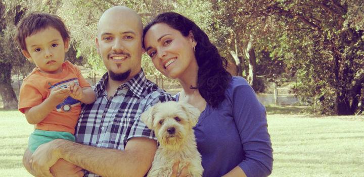 Alejandra y Roberto
