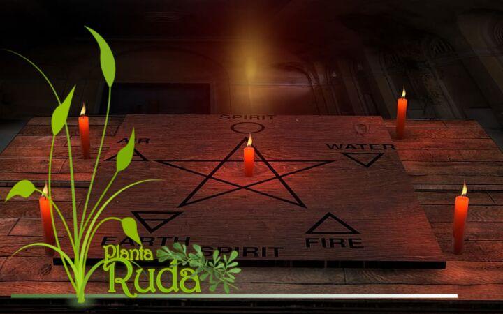 Los elementos en la Wicca