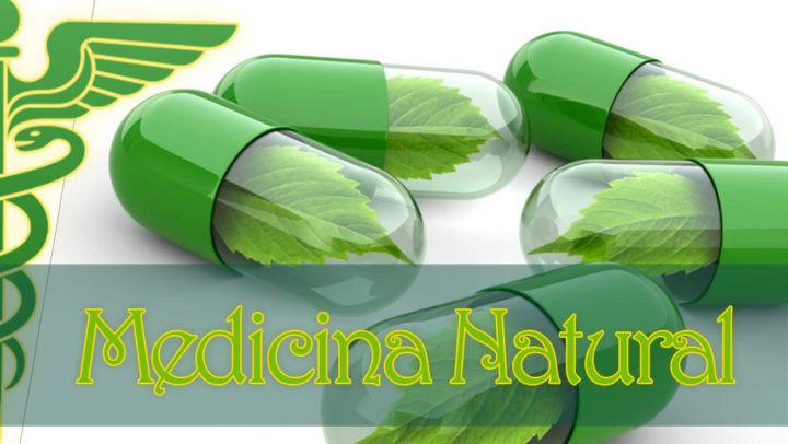 Medicina Natural y ruda